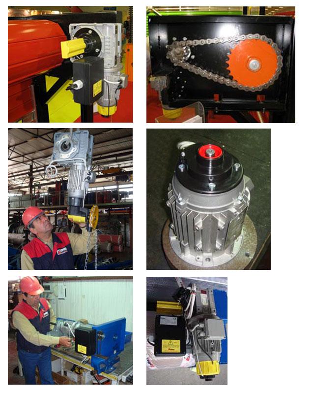 Industrijski motori