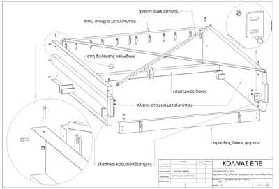 Hidraulična FLUSH-FITTED pokretna rampa
